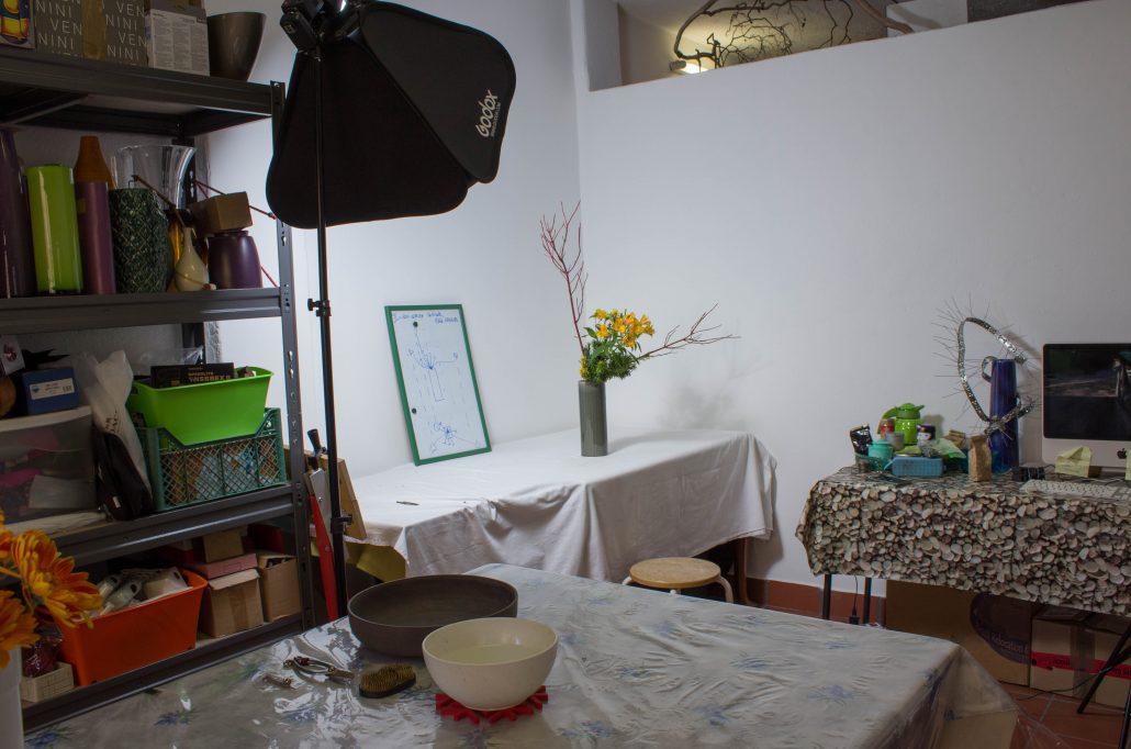 Ikebanalab viale giotto 2 angolo foto
